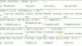 N3. N4日檢考題精準解析50回(使役、敬語、假設)