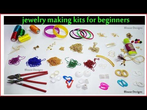 jewelry making kits for beginners   jewelry making kits   beads   jewellery maker   Diy   Tutorial