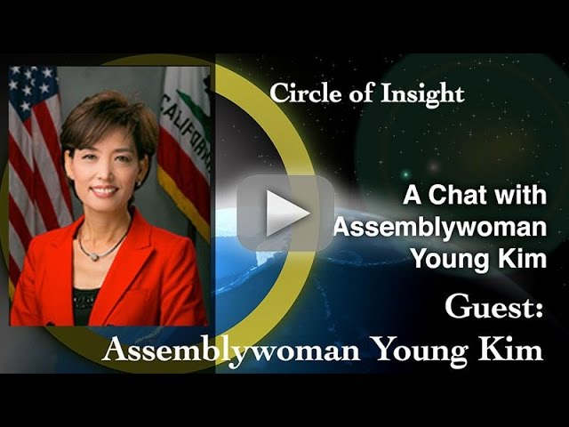 A Chat with Assemblywoman Young Kim