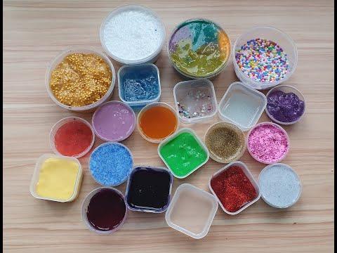 Mixing Slime