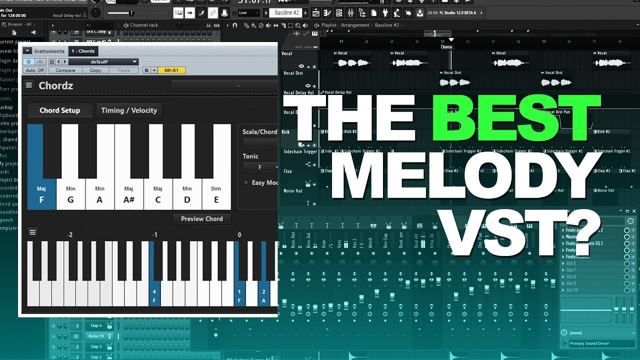 THE BEST VST FOR MAKING MELODIES? (Cales VST Review)