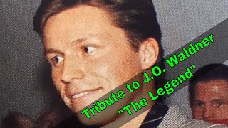 Jan-Ove Waldner (The Legend In Table Tennis)