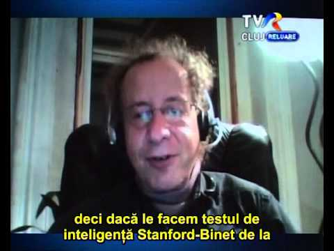 TVR Cluj_Stiinta si Cunoastere_Ep 143 Interview with Howard Bloom 2013 Part 2