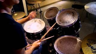 這樣打鼓好簡單!八分音符過門(1) by鼓感爵士鼓教學