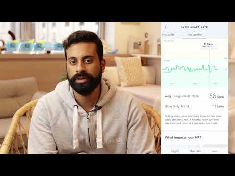 [EN] #World Sleep Day - Get to analyze your Sleep Score with Varoun Sanath, Product Manager