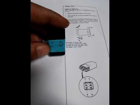 hqdefault  Pin Relay Wiring Diagram on door lock, marker light, for chevy,