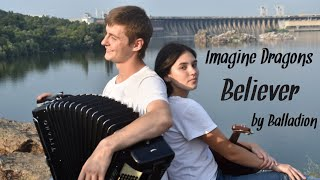 Imagine Dragons - Believer | Cover band BALLADION