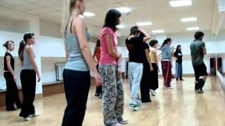 Современные танцы. Хореограф - Сергей Черкасов, Видео 1