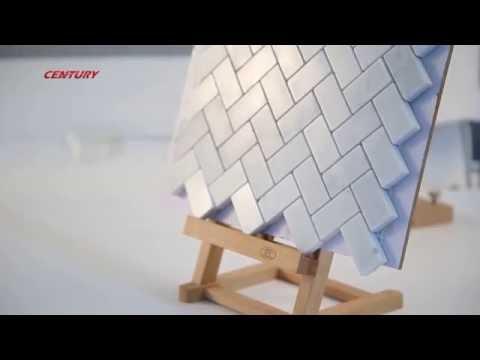 2016 Premium White Carrara Herringbone Mosaic Tile, Centurymosaic Factory Manufacturer Supplier