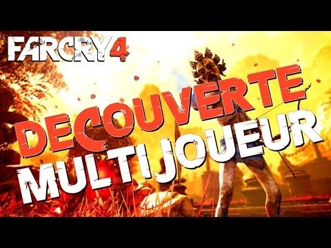 (Vidéo-Découverte) Far Cry 4 : Multijoueur !
