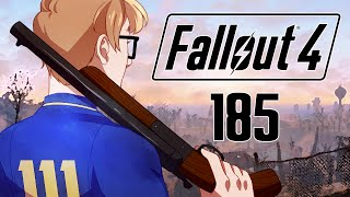 Fallout 4 Playthrough Part 185 - Trapper Town