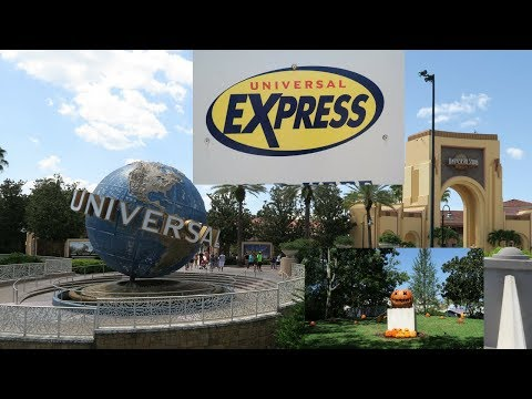 Is Universal's Express Pass Worth The Price? And Halloween Horror Nights 27 Is Close