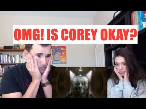 HIP-HOP HEAD TEEN AND HER DAD REACT TO SLIPKNOT: UNSAINTED (EPIC!)