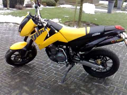 ktm 640 duke ii akrapovic soundcheck youtube. Black Bedroom Furniture Sets. Home Design Ideas
