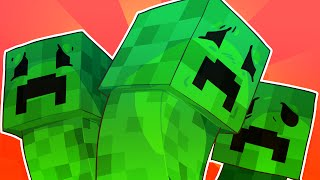 YO MAMA SO UGLY! Minecraft Creepers