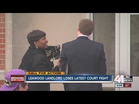 Leawood landlord Edy Hinton ordered to pay thousands to previous tenants