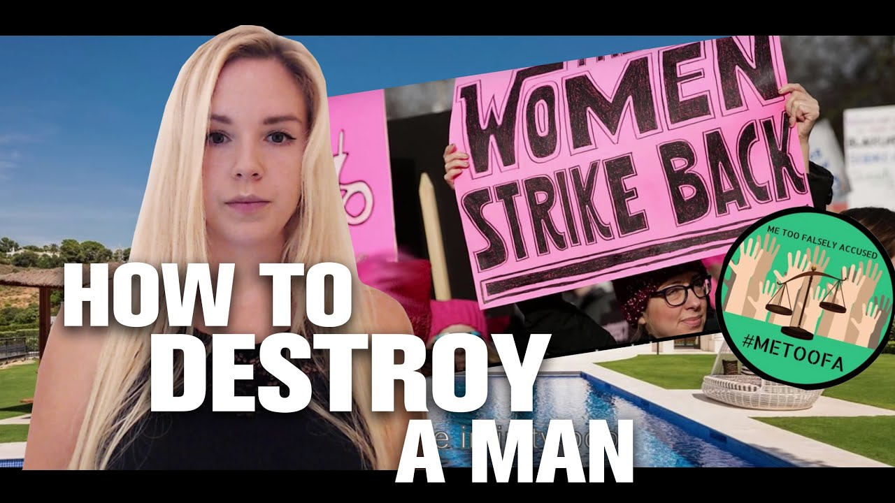 HOW TO DESTROY A MAN