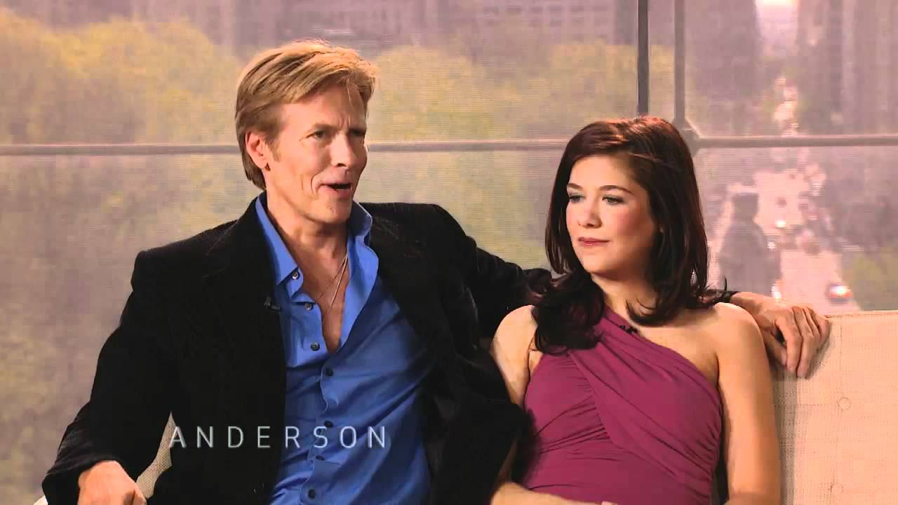"""Jack Wagner Wife Best jack wagner says his daughter """"hit it off"""" with his two sons - youtube"""