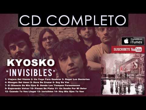 """Kyosko - """"Invisibles"""" CD COMPLETO - Rock Cristiano"""