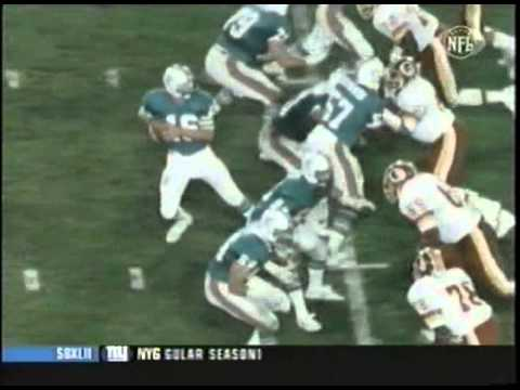 Super Bowl XVII Washington 27 Miami 17