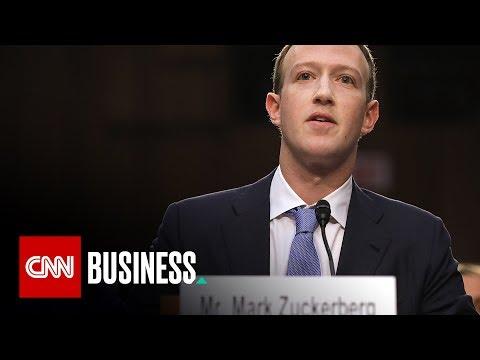 Mark Zuckerberg's Senate testimony in two minutes