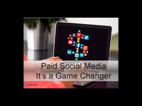 Paid Social Media: Taking Your Marketing to a New Level