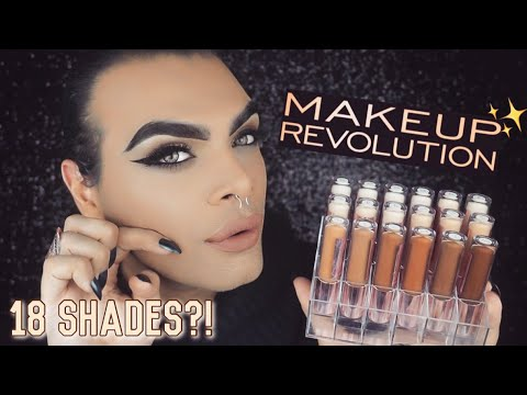 Makeup revolution concealer shades c8