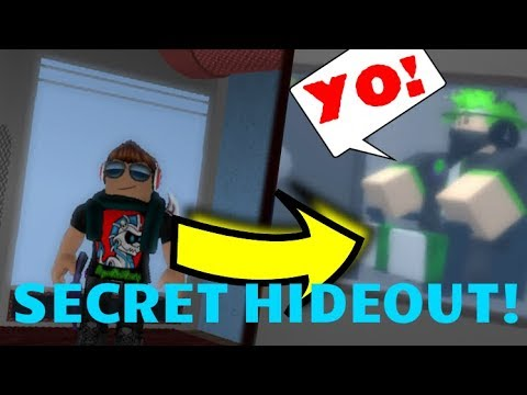 Roblox Murder Mystery 2 New Secret Room Free Knives Youtube