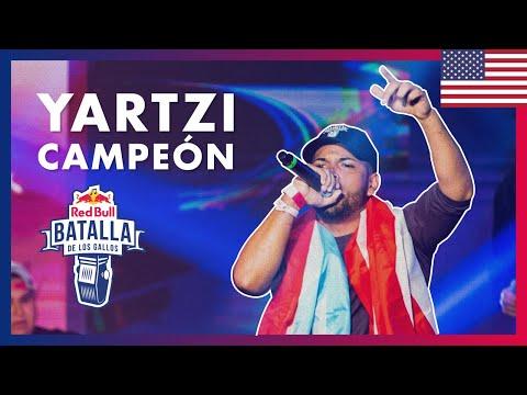 YARTZI vs JORDI - Final | Final Nacional Estados Unidos 2019