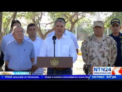 Gobierno de Colombia aplaude decisi�n de OEA de no reconocer legitimidad de Maduro