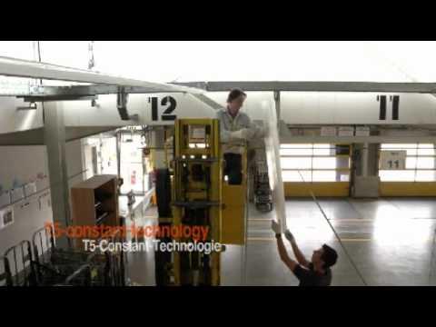 Energy Audit by OSRAM Lighting Services at Deutsche Post Straubing/Germany