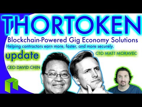 THORTOKEN UPDATE: CEO & CTO Chat with BCB about the Blockcha