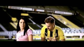 Toxygen feat. Karo - Borussia (Wir werden immer bei dir sein) - official Video FULL HD