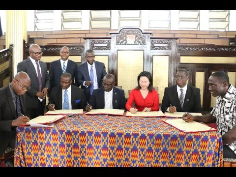 Official Launch of Partnership to promote West African Studies (CWS)