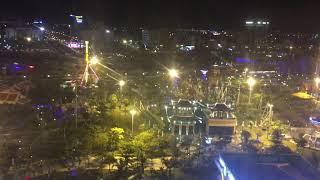 Da Nang night view from Sun Wheel 3