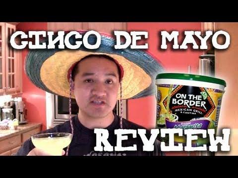 Cinco de Mayo! Frozen Margarita Mix Review