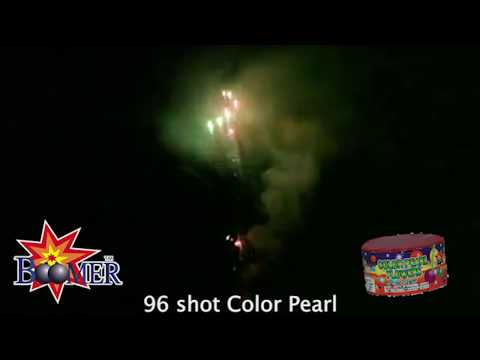 96 shot Color Pearl