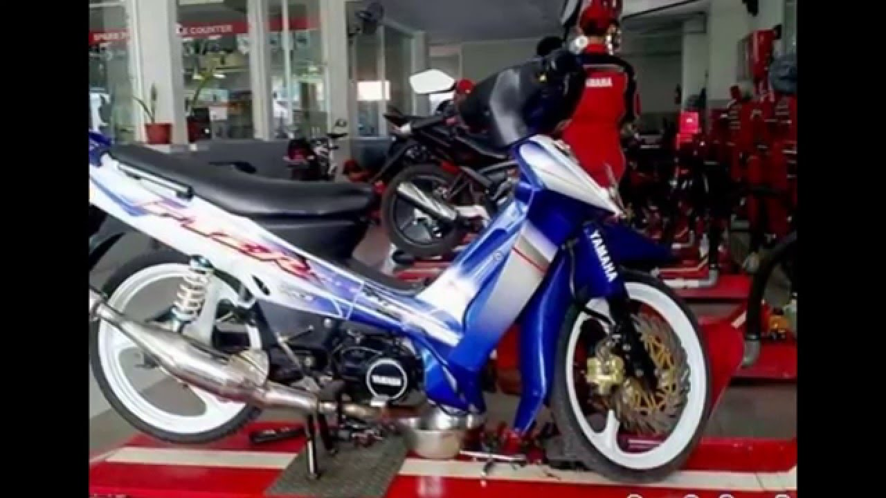 Modifikasi Motor Fiz R YouTube