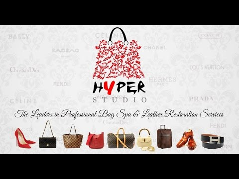 Hyper Studio / Bag Spa - Services