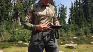 How to carry a fixed blade Knife in the field