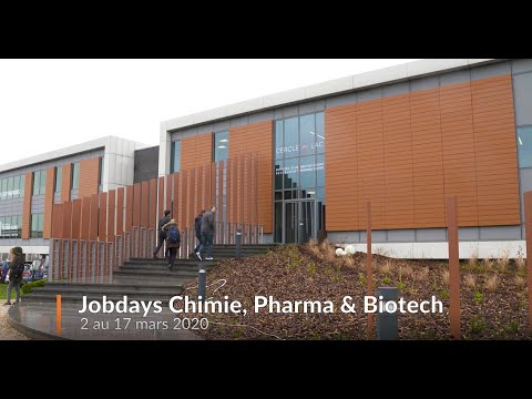 Jobdays Chimie, Pharma & Biotech