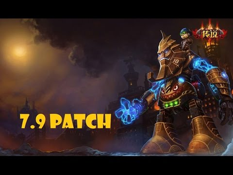 ThrillOfTheBench Nunu vs Kha'zix - Jungle - Victory - Master Tier EUW - patch 7.9 - Season 7