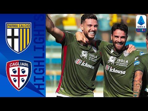 Parma 1-3 Cagliari | Giovanni Simeone Seals the Win for Cagliari! | Serie A