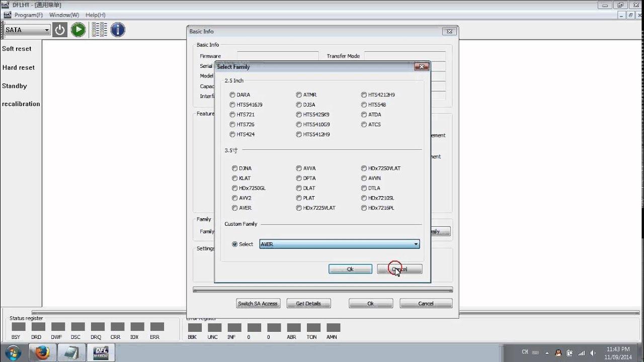 Repair your hard drive 1tb