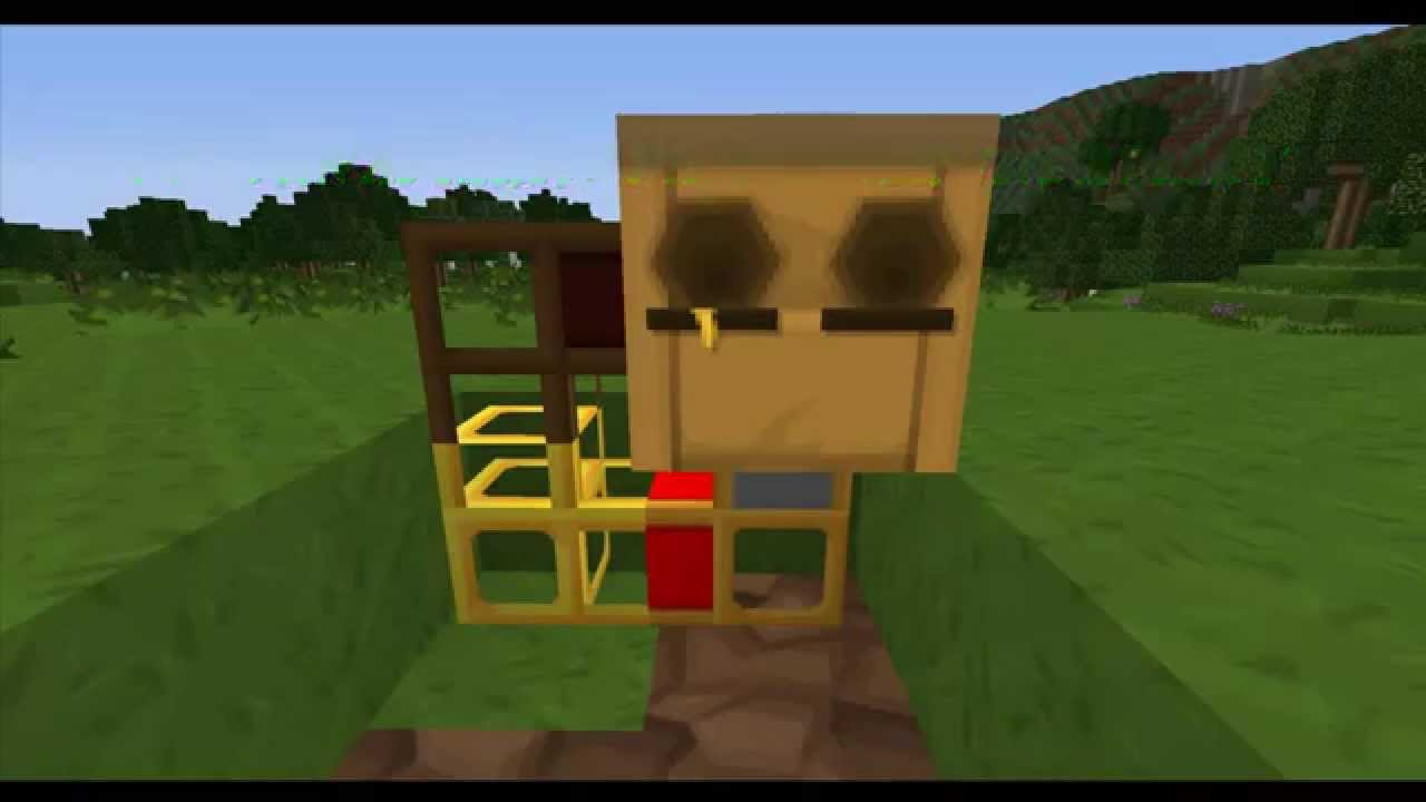 Minecraft: Automated Compact Bee Breeding In Forestry
