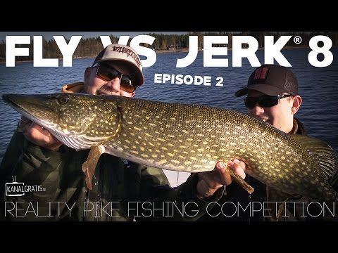 Fly vs Jerk 8 - EPISODE 2 - Kanalgratis.se (with German, French & Dutch subtitles)