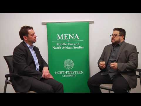 """Middle East Studies and Public Scholarship"" - A Discussion Between Brian Edwards and Bassam Haddad"