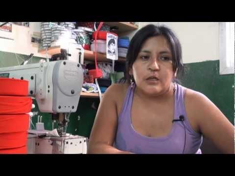 Industria Textil: Trabajo Esclavo En Buenos Aires. Mundo Alameda