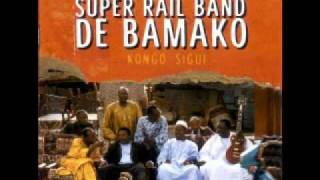 Super Rail Band De Bamako - Tunga