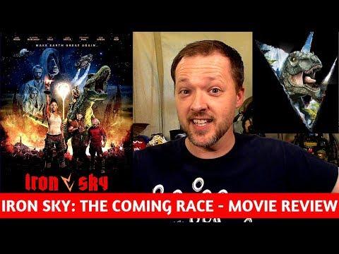 Iron Sky The Coming Race (Iron Sky 2) - Movie Review